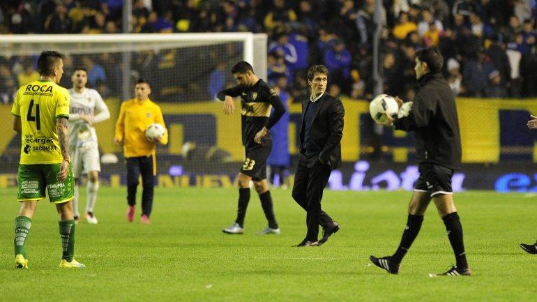 Guillermo, entre el análisis de lo que fue el primer semestre y el futuro inmediato para Boca