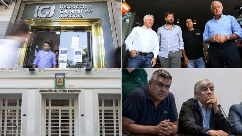 La IGJ postergó las elecciones por 90 días hábiles y designó a dos veedores; mañana el Comité podría parar el fútbol y hasta bajar a la Selección de la Copa América