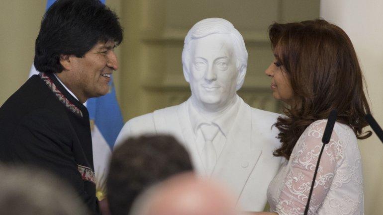 Retiran homenajes a Néstor Kirchner de la Casa Rosada