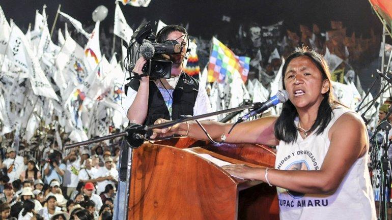 Sobreseyeron a Milagro Sala en la causa por escraches a Gerardo Morales