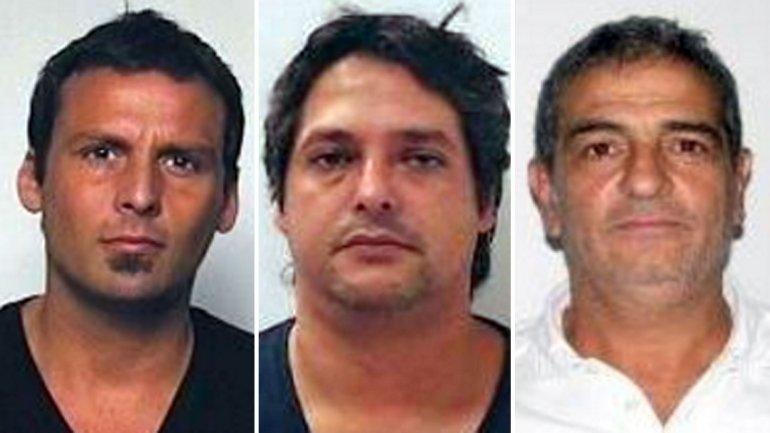 Time Warp: los tres prófugos de la causa llegaron a la lista de buscados de Interpol
