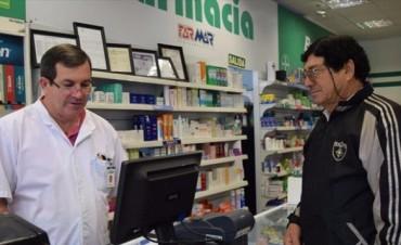 Las farmacias siguen sin stock de antigripales