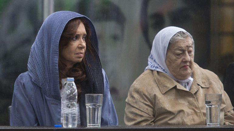 Bonafini dijo que el Papa le hace acordar a Cristina y reveló quién gestionó la reunión