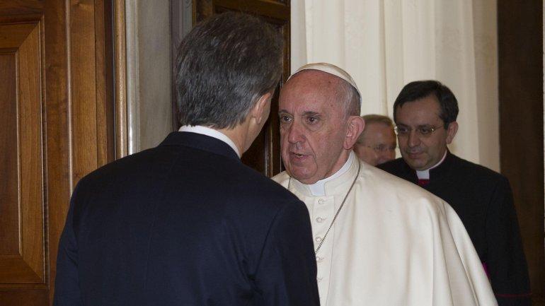 Carta del Papa a Macri: pidió por
