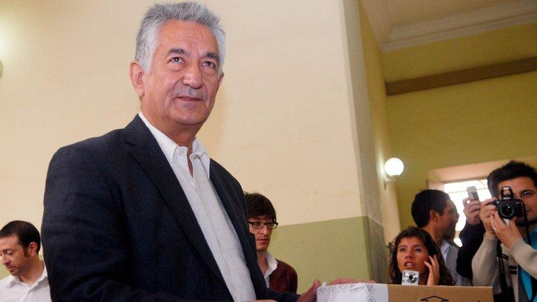 El gobernador Alberto Rodríguez Saá tiene gripe A