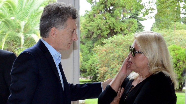 El Gobierno tomó distancia de las acusaciones de Elisa Carrió a Lorenzetti