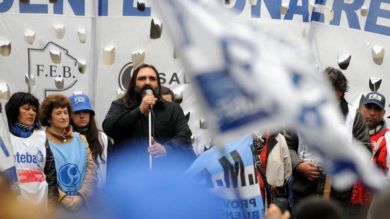 Miles de chicos no tendrán clases por otro paro docente en la Provincia de Buenos Aires.