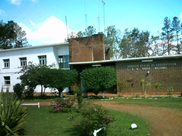 El intendente municipal Víctor Giraud cuestionó los aprietes a una productora