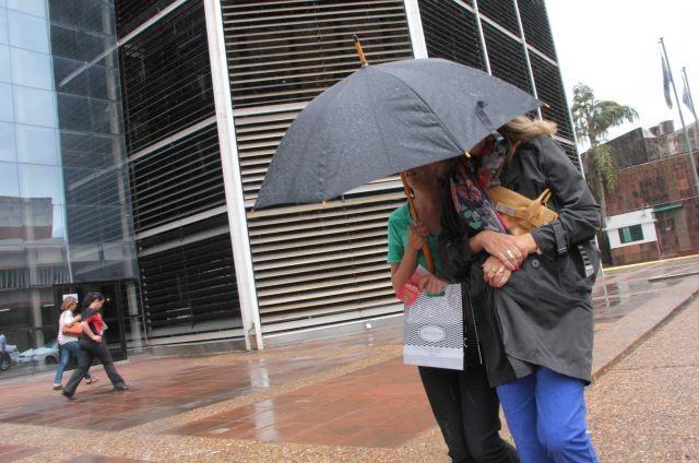 Alerta por abundantes precipitaciones en Corrientes, Chaco y Santa fe