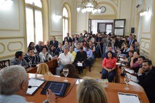 La comisión investigadora indagará sobre los fondos