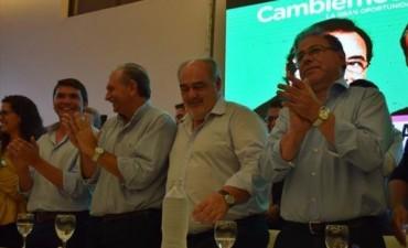 ECO+Cambiemos presentó candidatos y abogó por unir Comuna, Provincia y Nación.