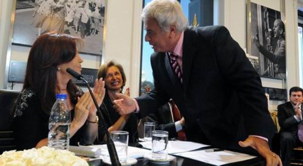 La cumbre Cristina-De la Sota