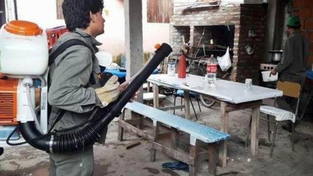 En Saladas se confirmó un nuevo caso de dengue