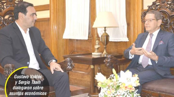 El Gobernador recibió a cónsul brasileño que propone inversiones