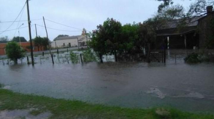 Situación de crisis y más de 200 familias evacuadas en el sur de la provincia