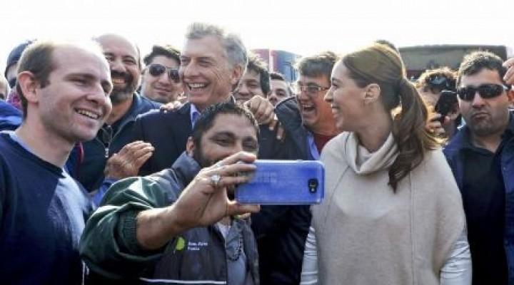 """Macri convocó a un """"acuerdo nacional"""" en medio de la tensión"""