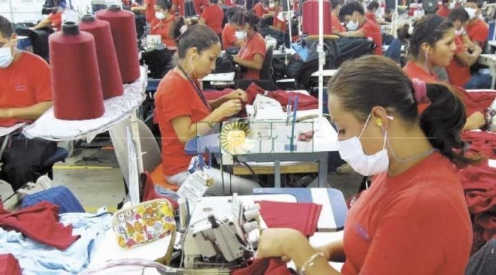 Con el 90% de la actividad paralizada, textil de Esquina en peligro de cierre