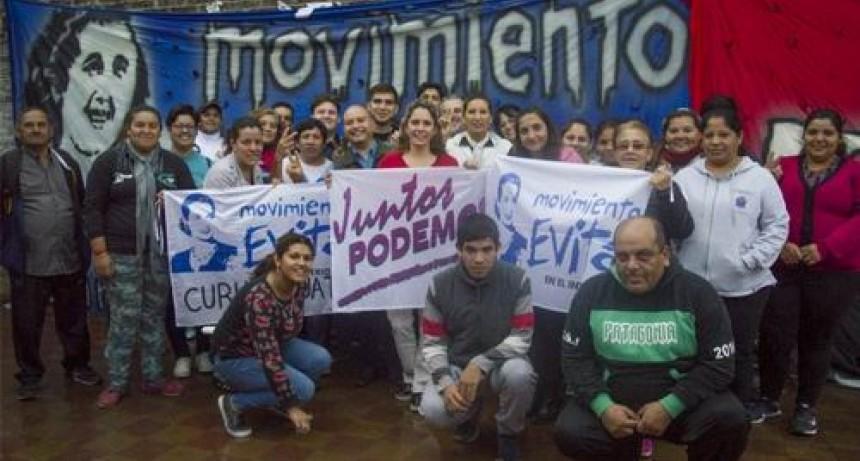 Juntos Podemos recorre la costa del río Uruguay