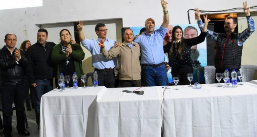 Unidad Correntina presentó sus candidatos y propuestas en nuestra ciudad