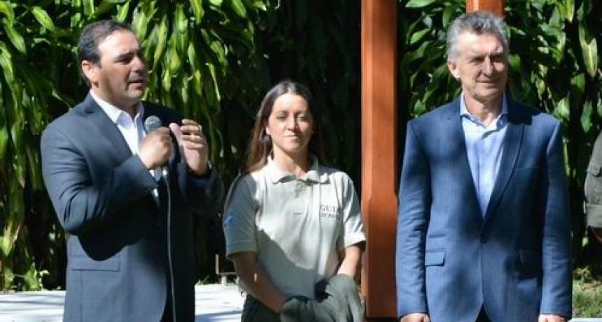 Valdés balconea la política nacional