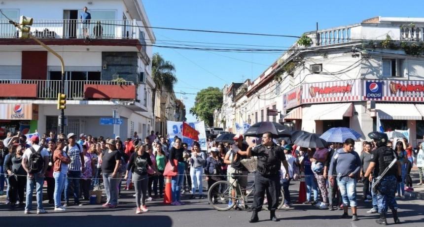 Jornada nacional de lucha replicará en Corrientes con paro y movilización
