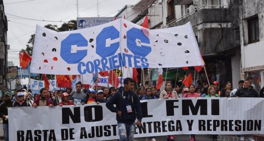 """Gremios destacaron el """"alto acatamiento"""" al paro nacional convocado por la CGT"""