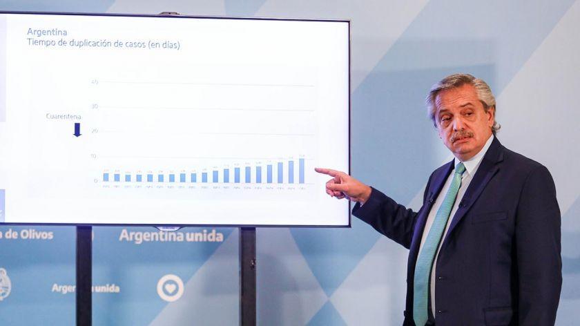El diario británico The Guardian elogió las medidas de Alberto Fernández frente al coronavirus