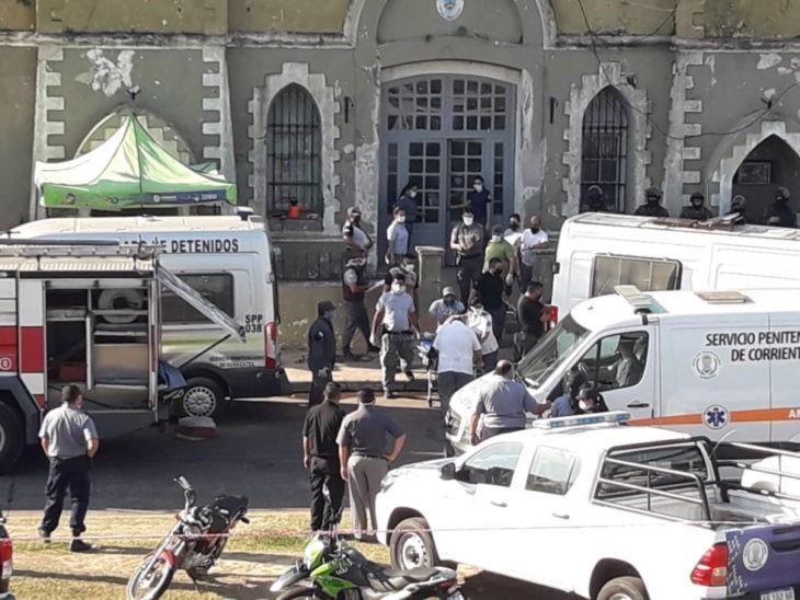 Coronavirus en Corrientes: detectaron 23 nuevos casos positivos, todos internos de la Unidad Penal 1