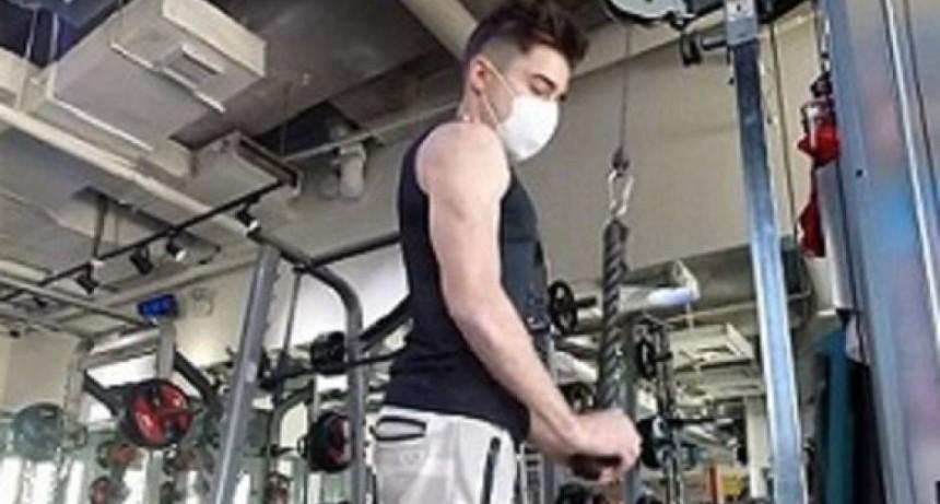 Una localidad correntina es la primera en el país en habilitar los gimnasios