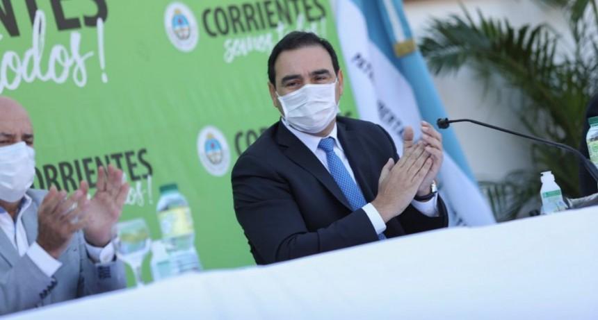 Valdés apeló a la responsabilidad social para combatir al Covid-19