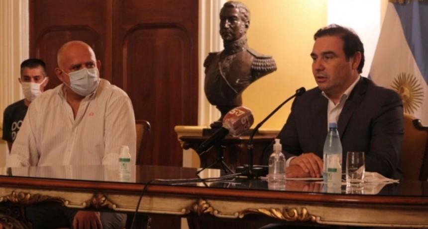 Cuarentena en Corrientes: Valdés anunciará las nuevas medidas a tomar