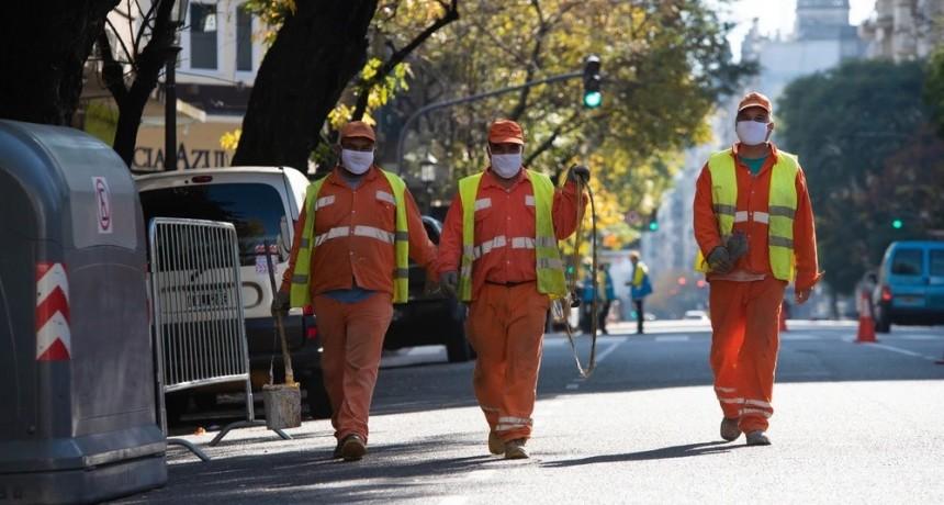 Argentina confirmó cinco muertos y 258 nuevos casos en las últimas 24 horas, en la jornada con más contagios de la pandemia
