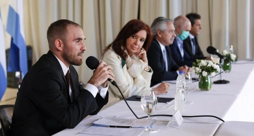 Deuda: tras el pedido de Alberto Fernández, los bonistas aseguran que propusieron firmar ya una extensión de plazos