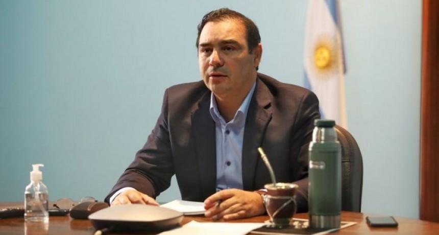 """""""Estamos en Fase 4, pero si hacemos mal los deberes vamos a volver atrás"""", dijo el gobernador Valdés"""
