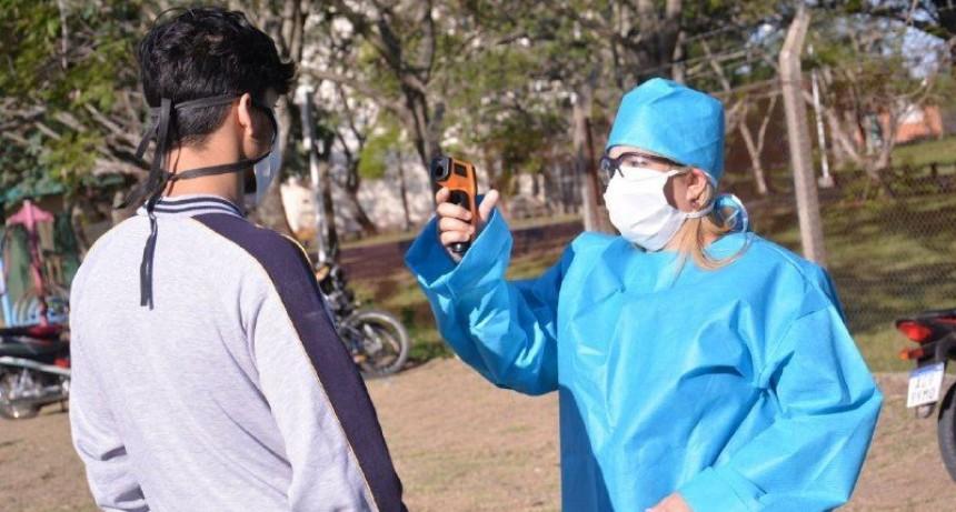 Nación registra un nuevo caso de coronavirus en Corrientes