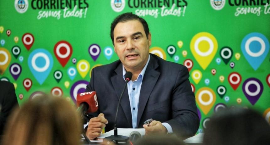 Corrientes: Este lunes Gustavo Valdés anunciará el nuevo protocolo para la cuarentena