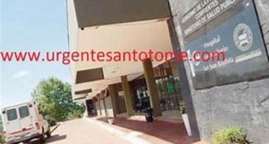 Activaron protocolo por covid en Santo Tome, el paciente es oriundo de esta comuna