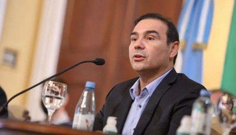 Valdés habló sobre las elecciones, candidatos y su relación con otros referentes