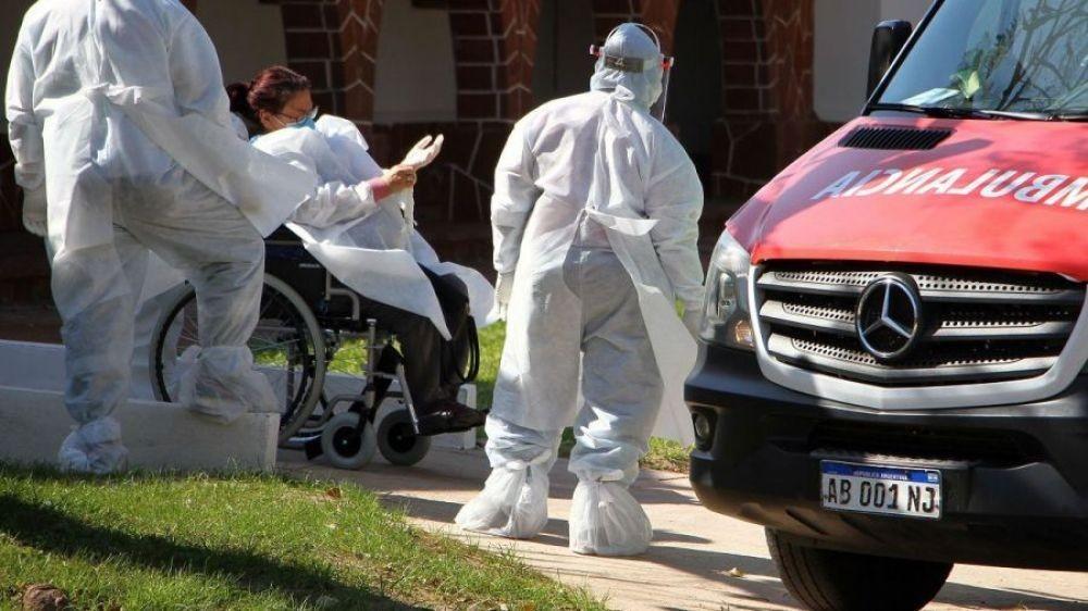 Capital superó los 150 casos de coronavirus en 24 horas