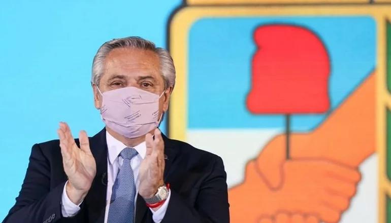 Alberto Fernández anunció la ampliación de la Tarjeta Alimentar: alcanzará a 2,5 millones de niños y niñas