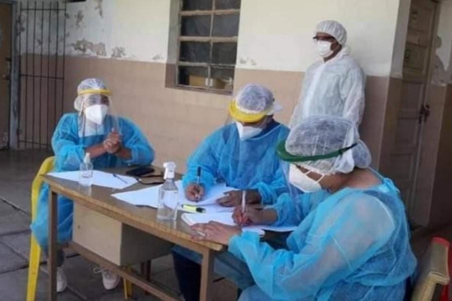 Coronavirus: Libres con 84 casos positivos y Capital con más de 100