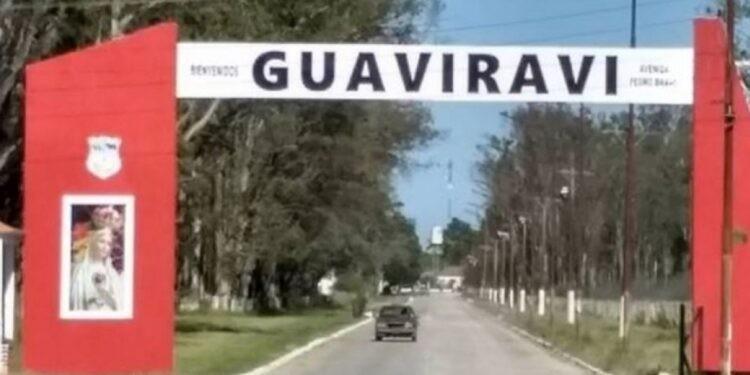 Estado reservado: trasladan urgente al intendente de Guaviraví