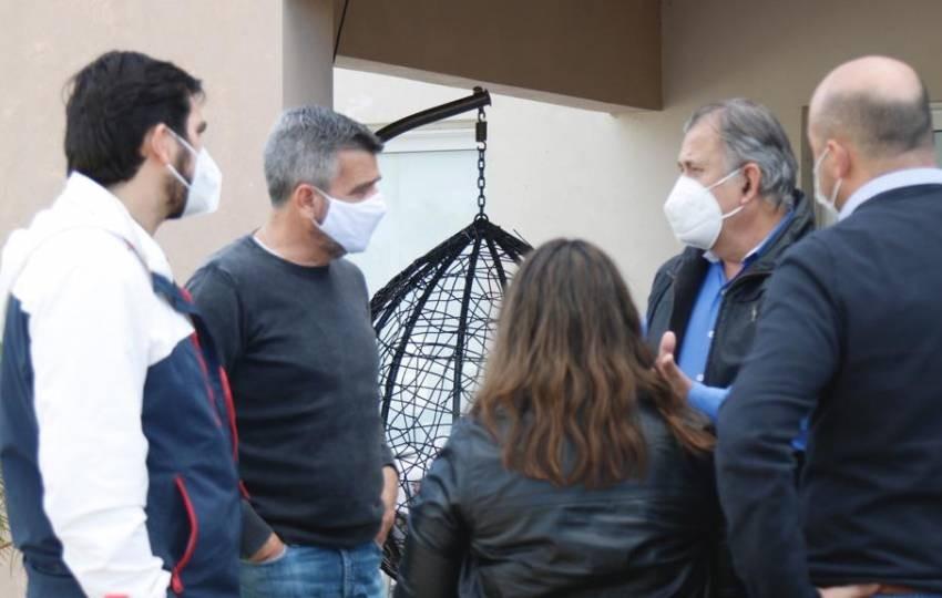Juan Zabaleta en Corrientes: El candidato a Gobernador del PJ se sabrá en 15 días