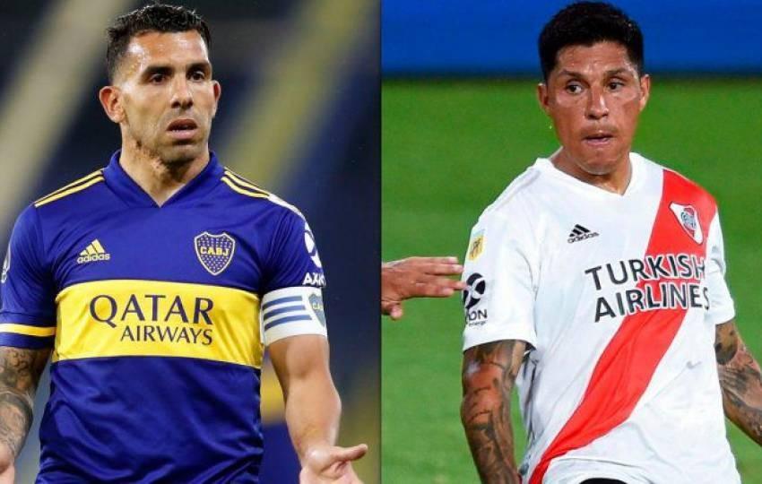 Boca y River juegan el Superclásico más atípico de la historia