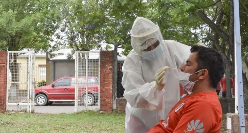 Coronavirus: Corrientes registró 122 casos en las últimas 24 horas