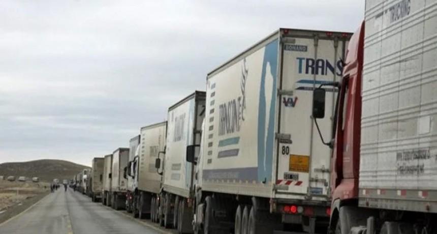 Aplican protocolo sanitario unificado para camioneros de Argentina y Brasil