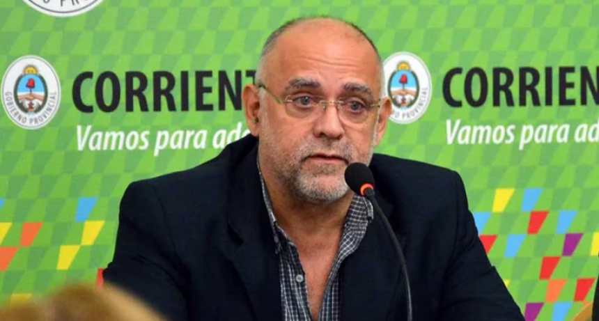 Vignolo confirmó la decisión unánime de las candidaturas de Valdés y Tassano
