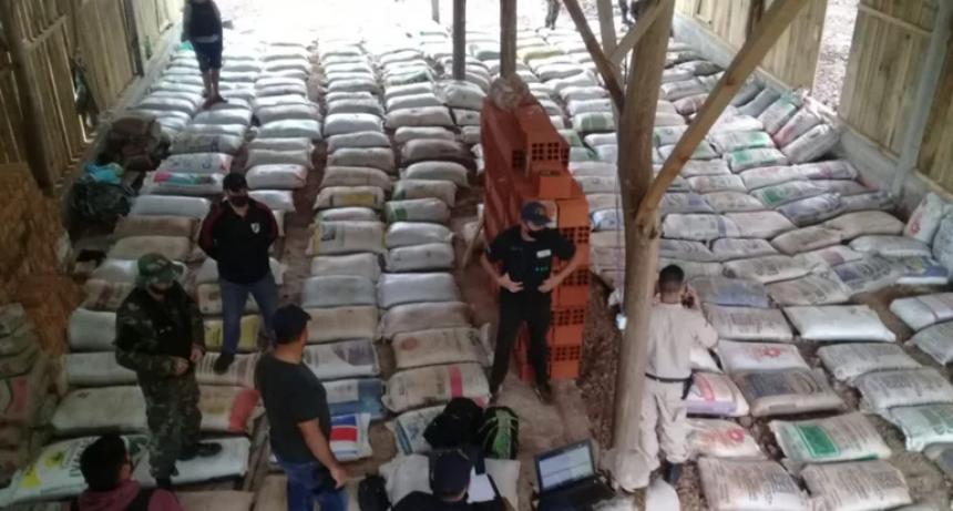 Impresionante operativo: un juez correntino ordenó secuestrar 126 toneladas de soja