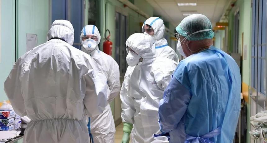 Argentina suma 611 muertes y más de 22 mil casos por COVID-19 en un día