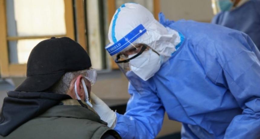 Corrientes registró 121 casos nuevos de Coronavirus: 45 en Capital y 76 en el interior